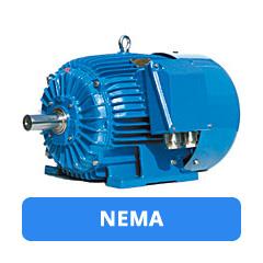 Moteur électrique NEMA JET-France