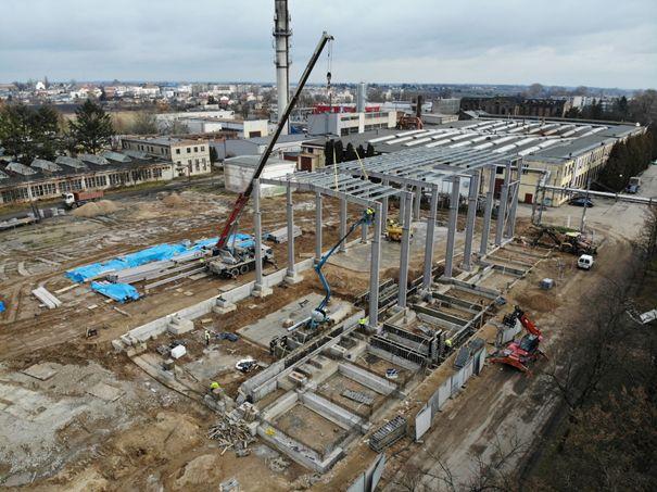 Un Nouveau Bâtiment De Production Pour Cantoni Motor