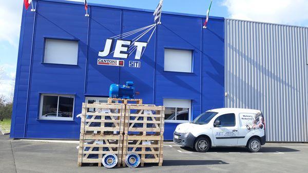 JET-France Moteurs Et Motoréducteurs