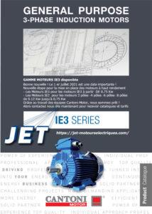 Catalogue CANTONI Motors